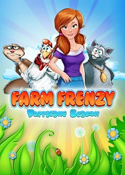 Farm Frenzy: Hurricane Season