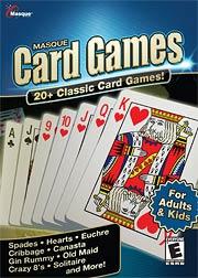 Masque Card Games