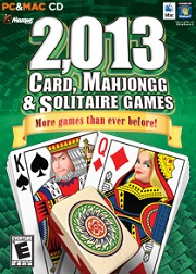2,013 Card, Mahjongg & Solitaire Games