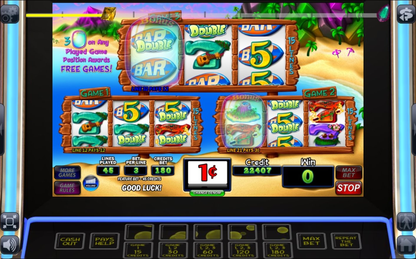 Billy Goat Bucks Slots - Free Billy Goat Bucks Slot Machine