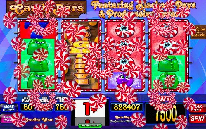 Konami slots free spins