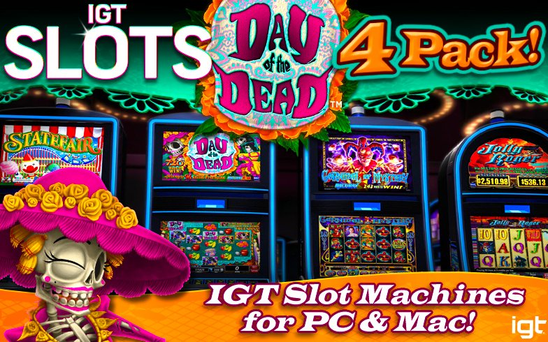 Day of the dead slot machine online igt xmas app