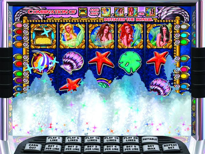 Mystical mermaid slots free used slot machines ontario canada