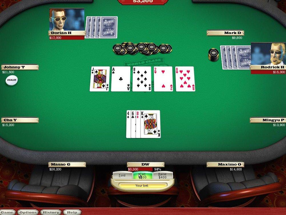 Poker Texas Holdem Tournament Strategy