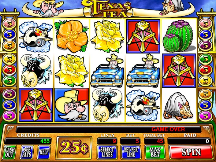 Free Slot Machine Texas Tea