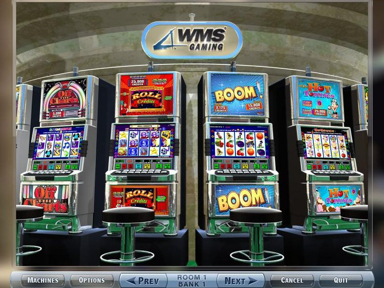 WMS Slots - spil gratis Williams Interactive slots