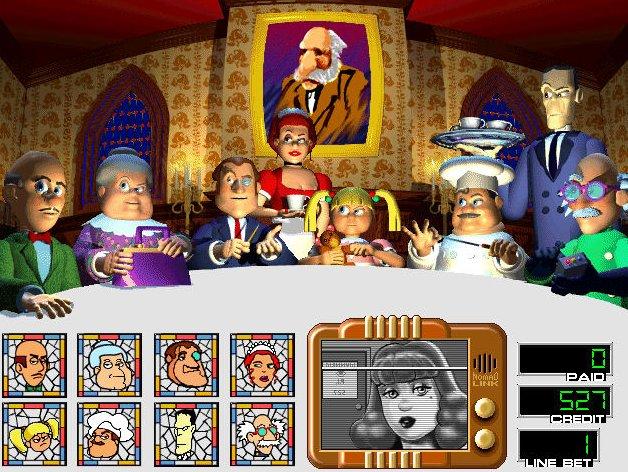 Gaming masque slot wms pechanga casino deals