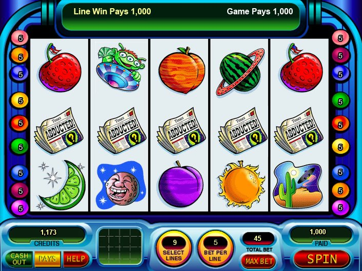 Little Green Men Slots