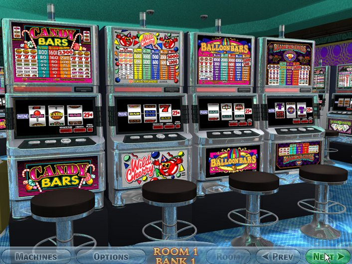 Slot Machine Vendors for Casino and Gaming Companies