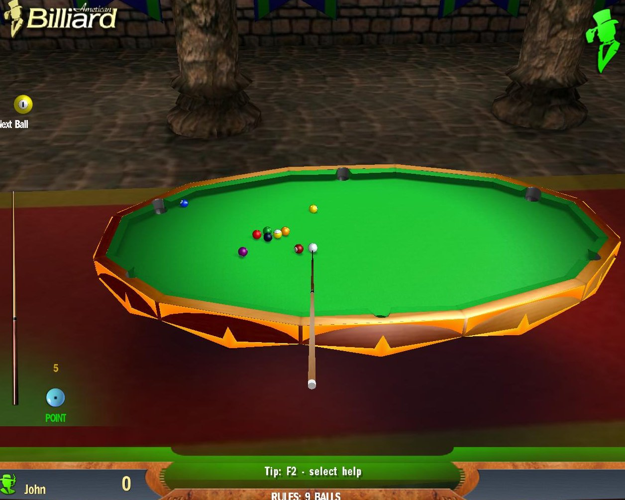 play game pool 8 ball