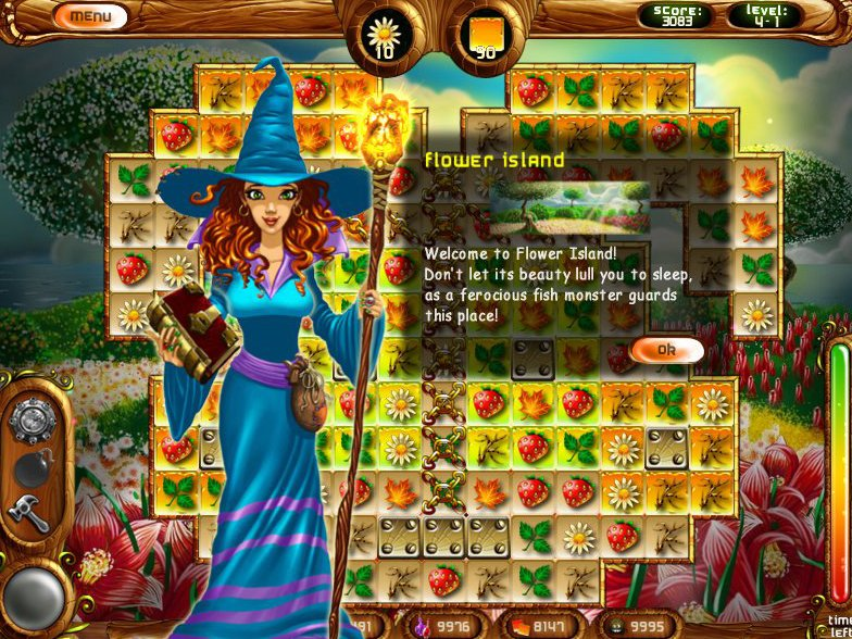 Try the Free Play Enchanted Meadows Slots Here