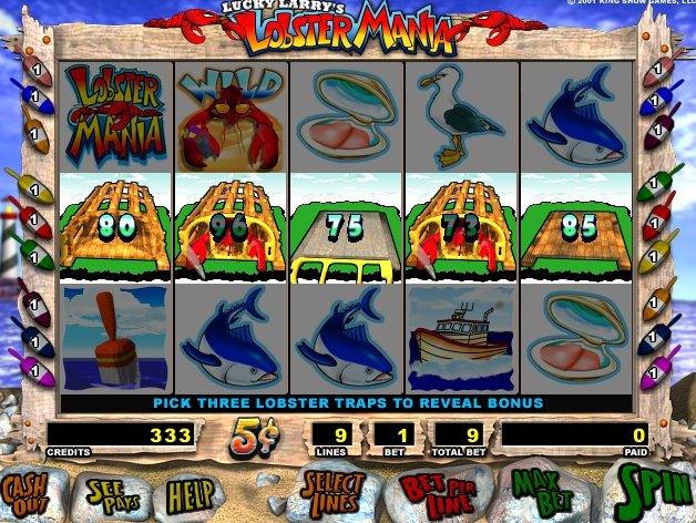 Igt Slots Lucky Larry Lobstermania Mac Windows