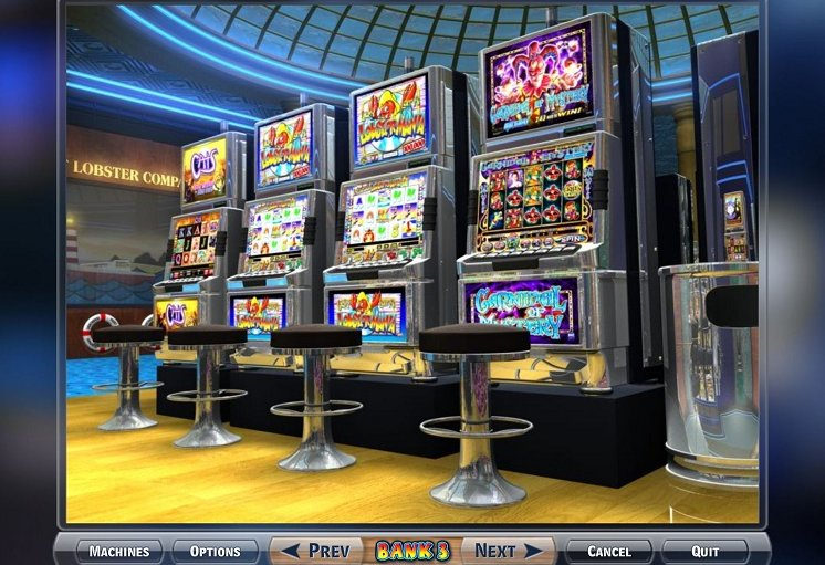 Slot machine wild 7