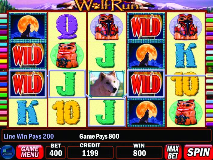 Igt Slots Wolf Run